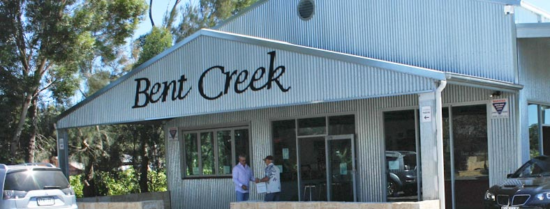 Bent Creek Vineyards McLaren Vale Cellar Door