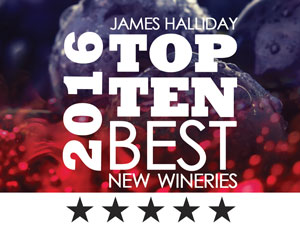 James Halliday Top Ten Best New Wineries 2016