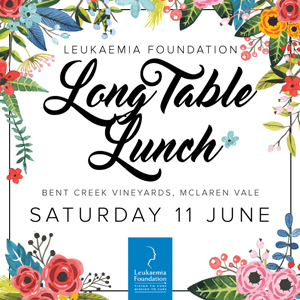 Leukaemia Foundation Long Table Lunch